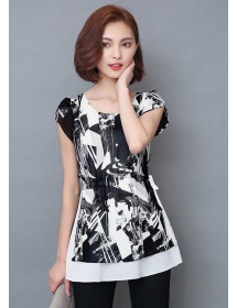 blouse wanita import T3591