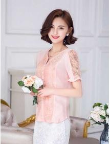 blouse korea T3602