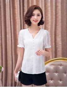 blouse korea T3603