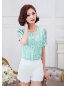 blouse korea T3604