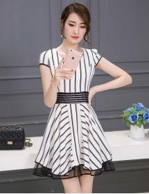 dress korea D3980