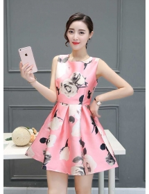 dress korea D3988