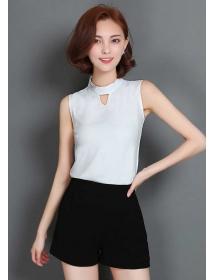 blouse chiffon import T3627