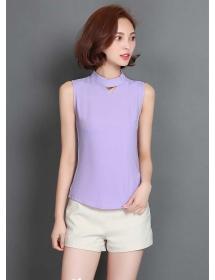 blouse chiffon import T3628