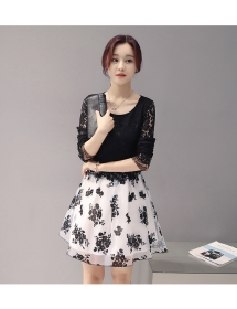 dress korea D4032