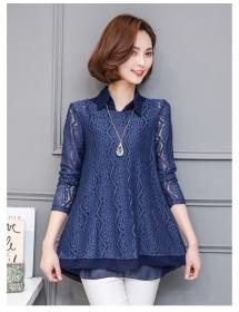 blouse brukat T3681