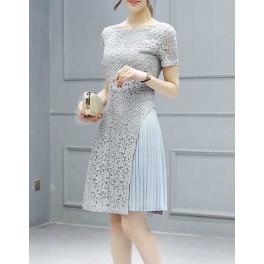 dress bruka korea D4120