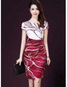 dress wanita D4128