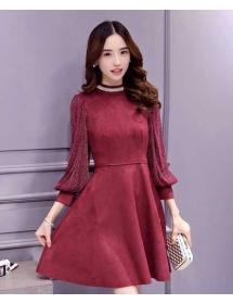 dress korea D4140