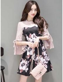 dress korea D4147