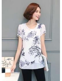 blouse chiffon T3727
