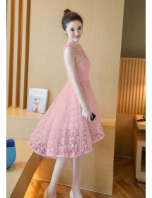 dress korea D4165