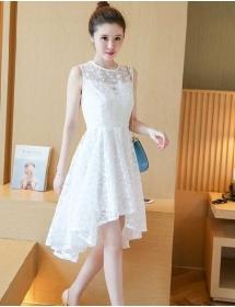 dress korea D4166