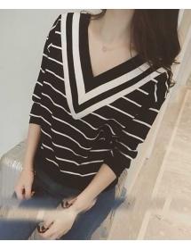 blouse rajut import T3757