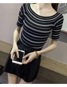 blouse rajut import T3761