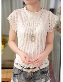 blouse brukat T3779