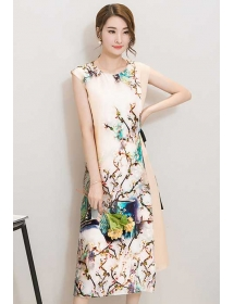 dress korea D4252