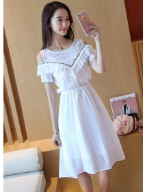 dress wanita import D4280