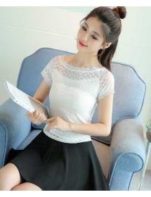 blouse brukat T3787