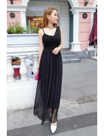 long dress pesta D4285