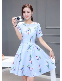 dress korea D4288