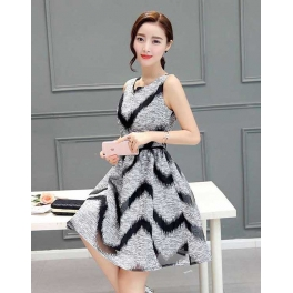 dress korea D4296