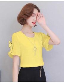 blouse chiffon T3803