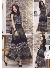 long dress import D4311