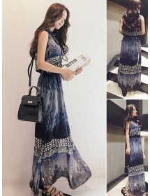 long dress import D4312