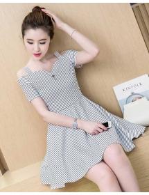 dress salur import D4325