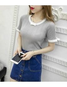 blouse rajut T3826