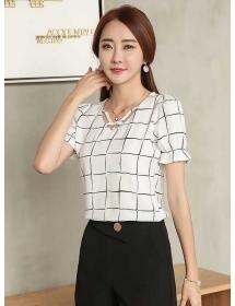 blouse wanita import T3828