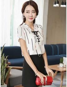 blouse chiffon T3850
