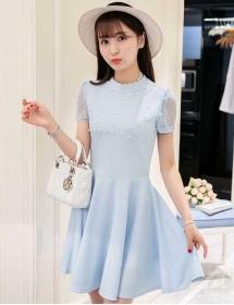 dress korea D4372