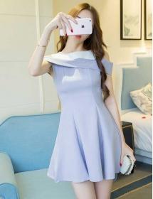 dress korea D4394
