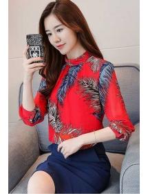 blouse wanita import T3878