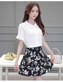 dress wanita import D4404