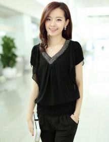 blouse korea T3889