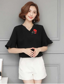 blouse korea T3897