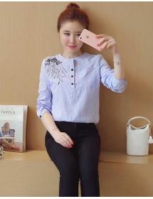 blouse wanita import T3898